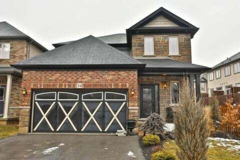 House for sale at 34 Grandstand Dr Hamilton Ontario - MLS: X4783396