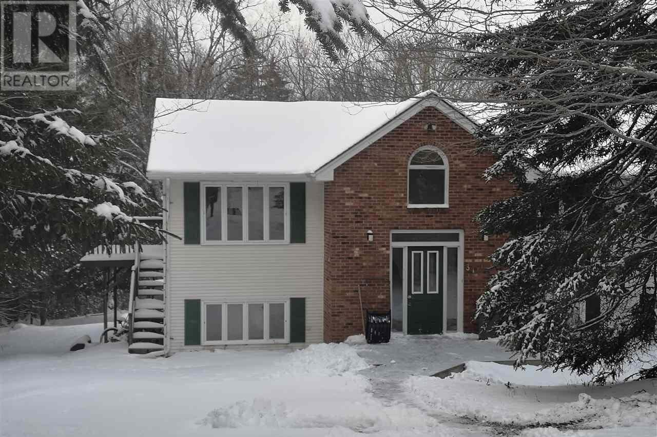 Townhouse for sale at 34 Grant Line Rd Stillwater Lake Nova Scotia - MLS: 202007057