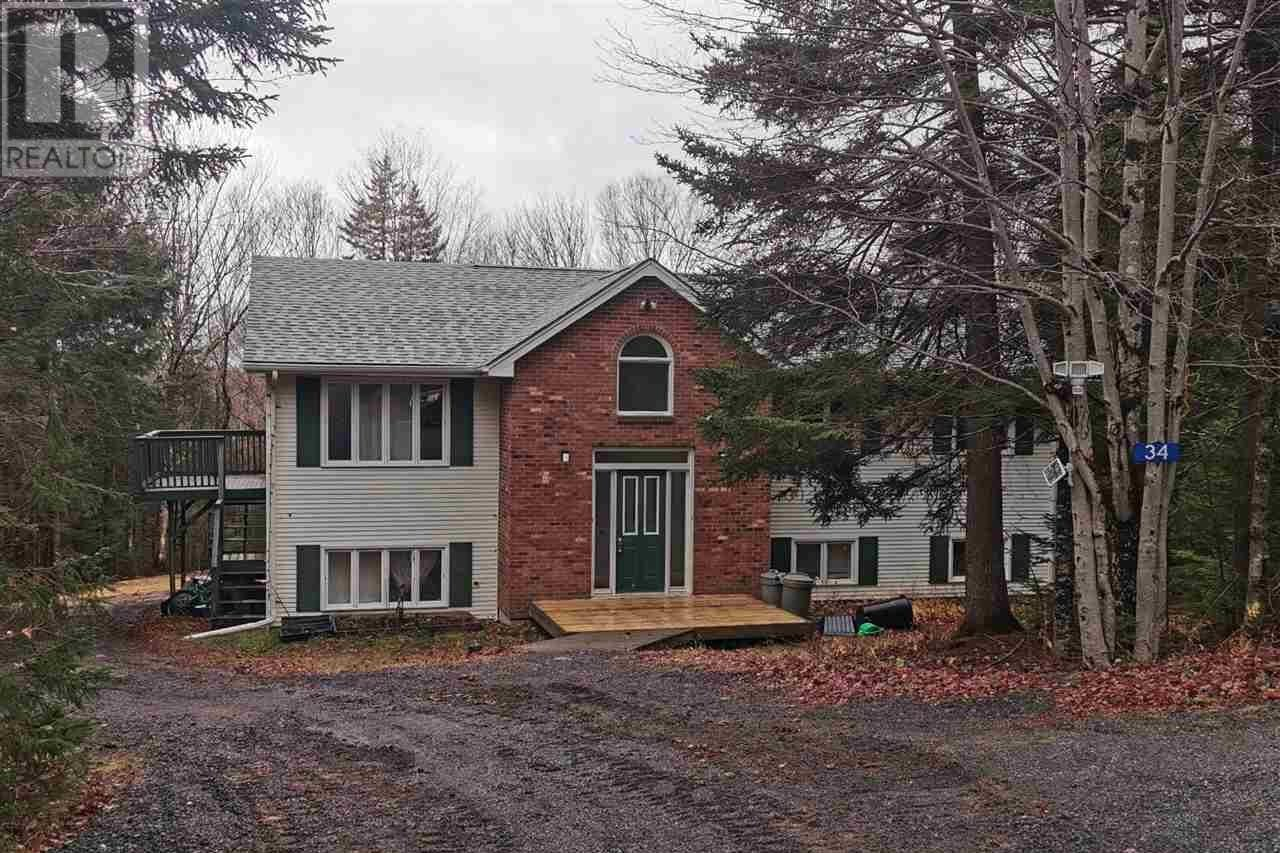 Townhouse for sale at 34 Grant Line Rd Stillwater Lake Nova Scotia - MLS: 202024050
