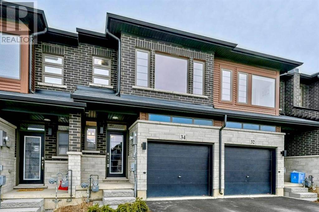 Townhouse for sale at 34 Greenwich Ave Stoney Creek Ontario - MLS: 30799623