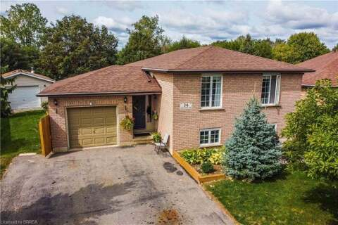 House for sale at 34 Griffiths Dr Paris Ontario - MLS: 40020664