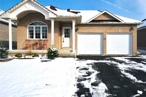 House for sale at 34 Gunsolus Rd Kawartha Lakes Ontario - MLS: X4601014