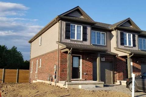 Townhouse for sale at 34 Haney Dr Thorold Ontario - MLS: X4698891