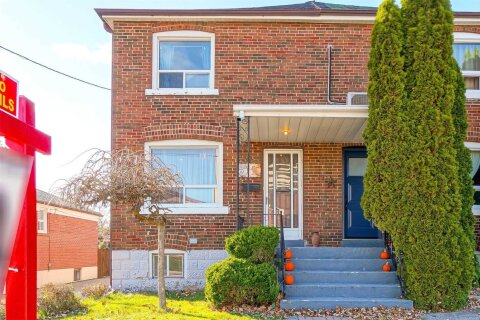 Townhouse for sale at 34 Harold St Toronto Ontario - MLS: W4993943