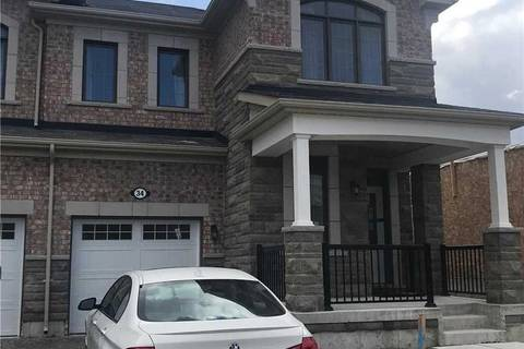 Townhouse for rent at 34 Hartney Dr Richmond Hill Ontario - MLS: N4390143