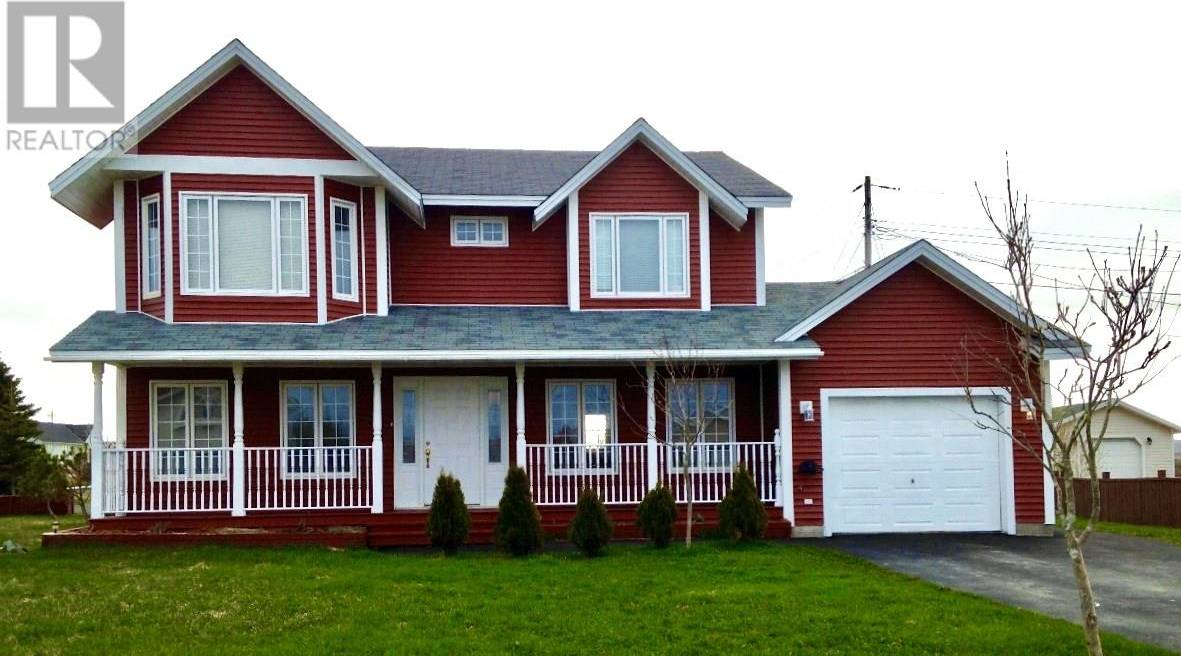 House for sale at 34 Haystack Ave Arnold's Cove Newfoundland - MLS: 1211198