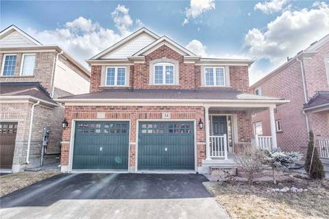 House for sale at 34 Hiram Johnson Rd Whitchurch-stouffville Ontario - MLS: N4405833