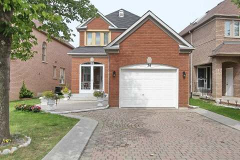House for sale at 34 Homewood St Brampton Ontario - MLS: W4910029