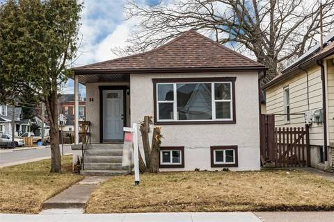 House for sale at 34 Hope Ave Hamilton Ontario - MLS: H4034133