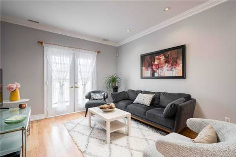 Townhouse for sale at 34 Jessie Dr Toronto Ontario - MLS: C4426902