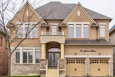 House for sale at 34 Jevins Clse Brampton Ontario - MLS: W4665850