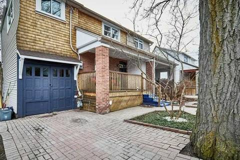 Townhouse for sale at 34 Kildonan Rd Toronto Ontario - MLS: E4731187