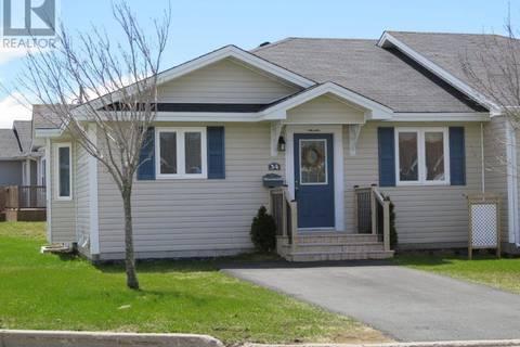 House for sale at 34 Kilmory Pl St. John's Newfoundland - MLS: 1193799