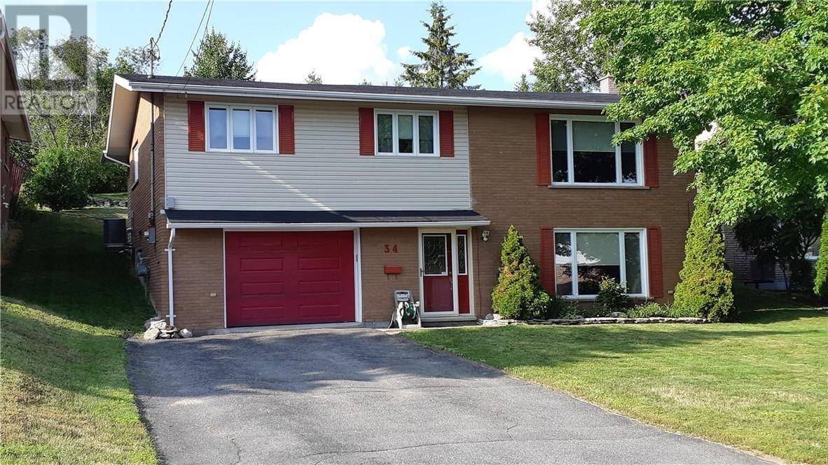 House for sale at 34 Kincora Ct Greater Sudbury Ontario - MLS: 2079003