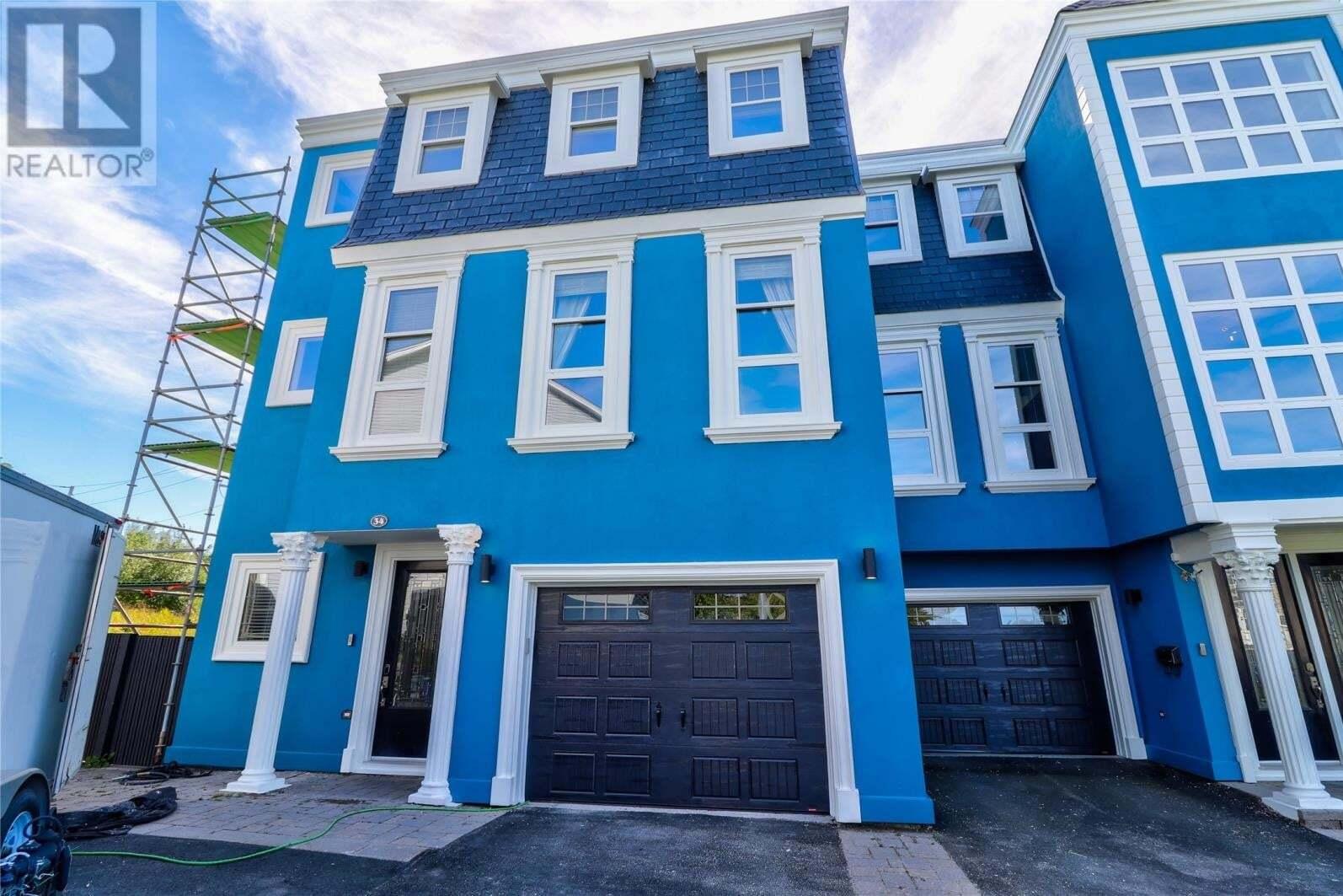 House for rent at 34 King Edward Pl St. John's Newfoundland - MLS: 1221105