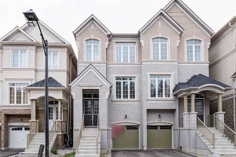 Townhouse for sale at 34 Kingsville Ln Richmond Hill Ontario - MLS: N4655638