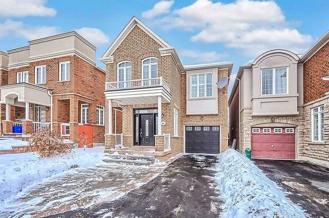 For Sale: 34 Krisbury Avenue, Vaughan, ON | 3 Bed, 3 Bath House for $1,099,888. See 20 photos!