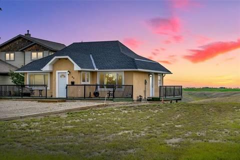 House for sale at 34 Lake Mcgregor Dr Rural Vulcan County Alberta - MLS: C4288614