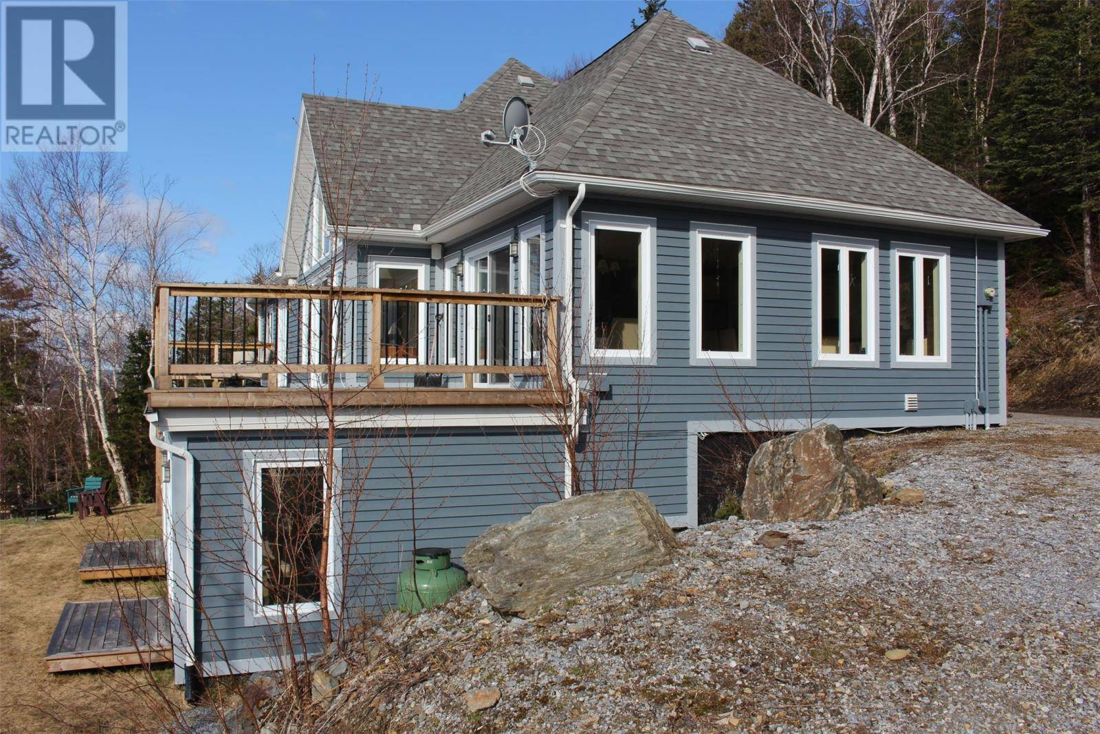 House for sale at 34 Lakeview Dr Humber Valley Resort Newfoundland - MLS: 1209791