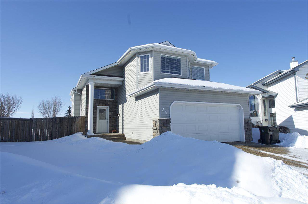 House for sale at 34 Lakewood Cv  N Spruce Grove Alberta - MLS: E4191045