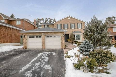 House for sale at 34 Lanewood Dr Aurora Ontario - MLS: N4697958