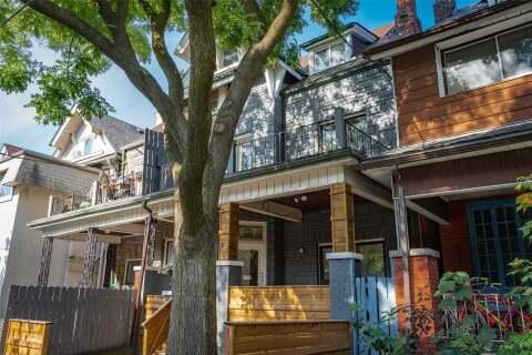 Townhouse for sale at 34 Lansdowne Ave Toronto Ontario - MLS: W4818945