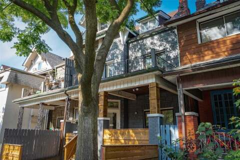 Townhouse for sale at 34 Lansdowne Ave Toronto Ontario - MLS: W4831009