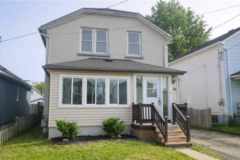 House for sale at 34 Lasalle St Welland Ontario - MLS: 30751160