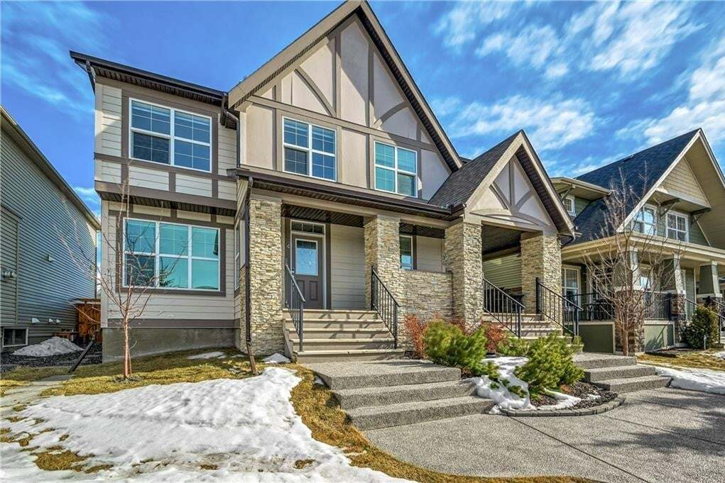Townhouse for sale at 34 Legacy Ga SE Legacy, Calgary Alberta - MLS: C4289994