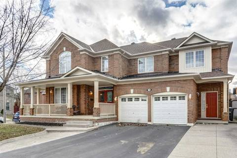 House for sale at 34 Linstock Dr Brampton Ontario - MLS: W4410294
