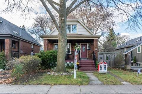 House for sale at 34 Linwood Ave Hamilton Ontario - MLS: X4645053