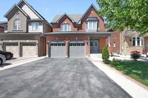 House for sale at 34 Long Meadow Rd Brampton Ontario - MLS: W4798699