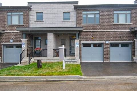 Townhouse for sale at 34 Longshore Wy Whitby Ontario - MLS: E4539382