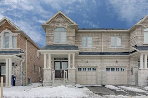 Townhouse for sale at 34 Mac Frost Way Rd Toronto Ontario - MLS: E4698564