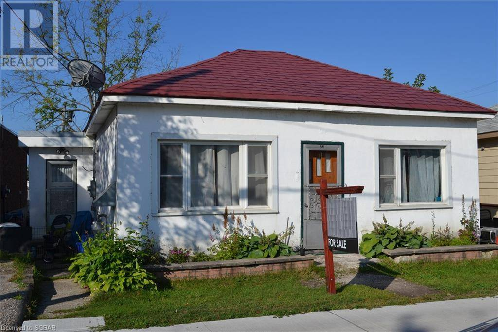 House for sale at 34 Main St Penetanguishene Ontario - MLS: 216555