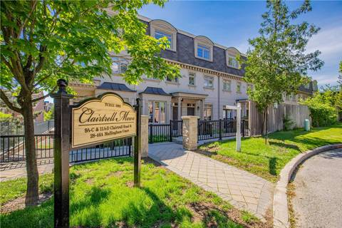 Townhouse for sale at 34 Mallingham Ct Toronto Ontario - MLS: C4483595