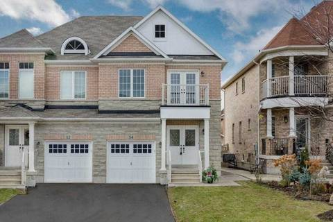 Townhouse for rent at 34 Manordale Cres Vaughan Ontario - MLS: N4667905