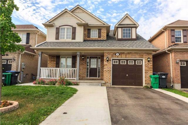 Sold: 34 Marshmarigold Drive, Brampton, ON