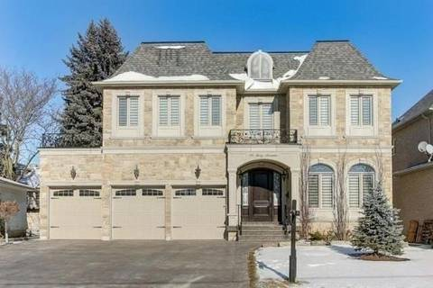 House for sale at 34 May Ave Richmond Hill Ontario - MLS: N4344499