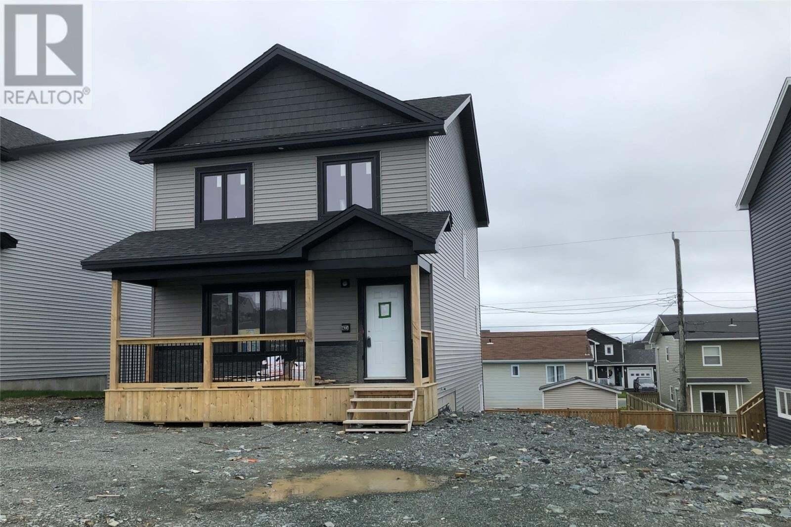 House for sale at 34 Mercury St Paradise Newfoundland - MLS: 1216917