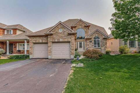 House for sale at 34 Meredith Dr Ilderton Ontario - MLS: 40022634