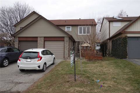 Townhouse for sale at 34 Millsborough Cres Toronto Ontario - MLS: W4722700