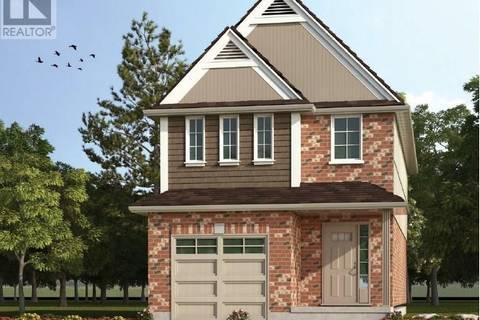 House for sale at 34 Miranda Path Elmira Ontario - MLS: 30705858