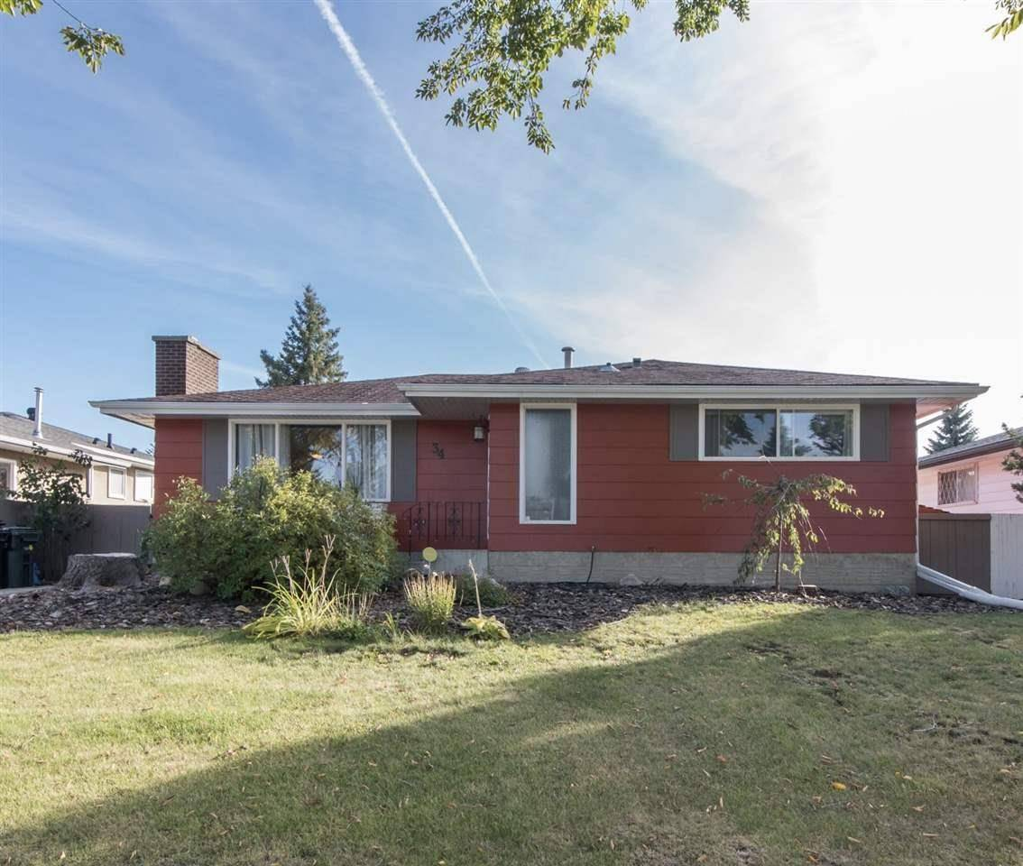 House for sale at 34 Moreland Rd Sherwood Park Alberta - MLS: E4182389