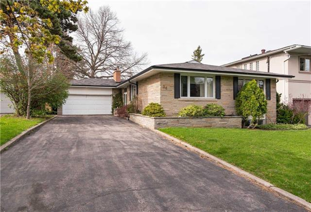 For Sale: 34 Morewood Crescent, Toronto, ON   3 Bed, 3 Bath House for $2,968,000. See 20 photos!
