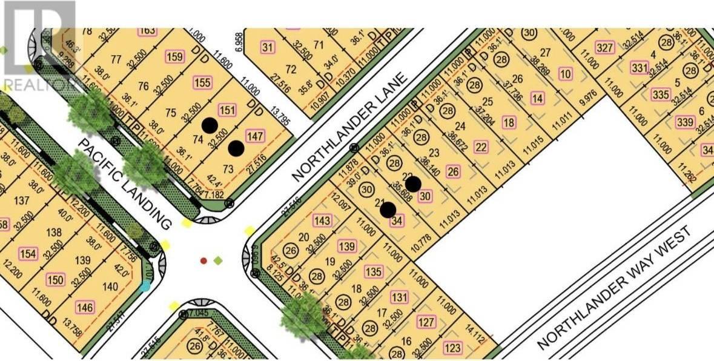 House for sale at 34 Northlander Ln W Lethbridge Alberta - MLS: ld0192896
