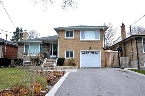 House for rent at 34 Pannahill Rd Toronto Ontario - MLS: C4681399