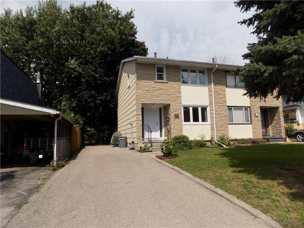 Removed: 34 Pepperwood Crescent, Kitchener, ON - Removed on 2017-08-21 22:03:47