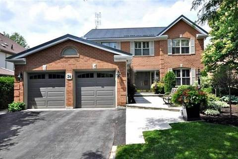 House for rent at 34 Petch Cres Aurora Ontario - MLS: N4552936