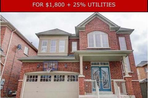 House for sale at 34 Platform Cres Brampton Ontario - MLS: W4780682